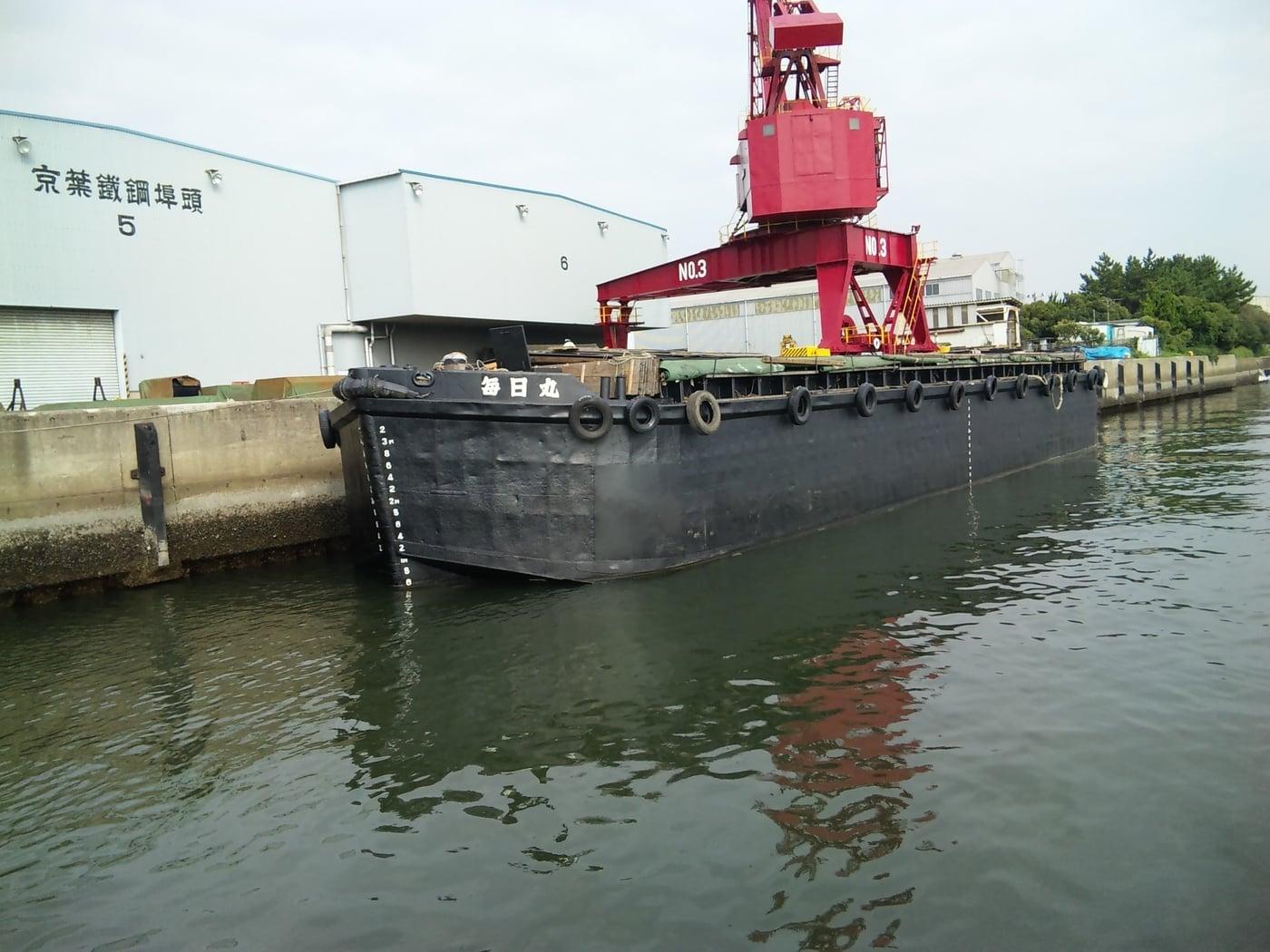 1961年の創業以来、東京湾を舞台に「海と陸の架け橋」として多くのイベント・港湾事業に関わってきた二光商運です。